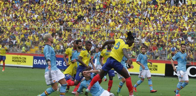 Ecuador vs España