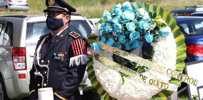 Óscar Andrango - Muerte - Homenaje