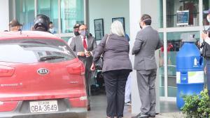 CASO DANIEL SALCEDO - VISITA DE JUECES A HOSPITAL
