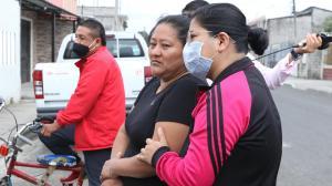Familiares del afectado piden a las autoridades investigar qué ocurrió la noche en que su hermano fue herido.