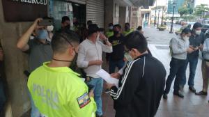 Detención de Hector Reyna