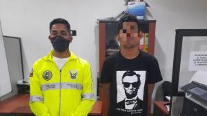 El menor implicado en el asesinato fue detenido la tarde del lunes.