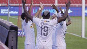 Liga de  Quito Orense
