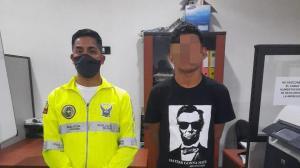 El adolescente fue detenido por el crimen de Yandri Reyes Ballesteros.