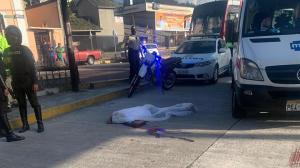 Crimen - La Marín - Quito