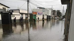 inundación Conocoto