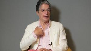 Guillermo Lasso, en una entrevista para Diario EXPRESO.