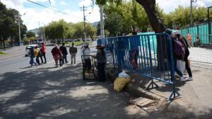 Detenido - Linchado - Quito