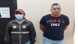 Andy Ismael Duarte Intriago, fue detenido en el suroeste de Guayaquil.
