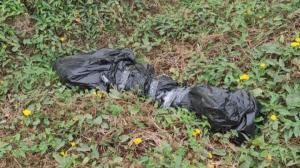 Cadáver fue hallado metido en unas fundas negras, en Guayaquil.