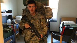 Luis Coronado - Paracaidista - Estados Unidos