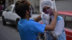 En Ecuador, los casos de coronavirus siguen aumentando.