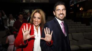 Gabriela Pazmiño y Dalo Bucaram son requeridos por la justicia ecuatoriano.