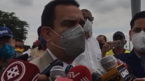 Carlos Luis Sánchez, abogado de Morales, reveló la dolencia que padecía.