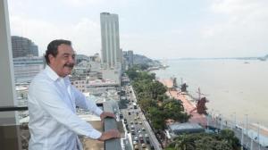 Jaime Nebot exalcalde de Guayaquil 2