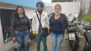 Detenidos - Robo - Las Casas - Quito