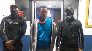 Detenidos - Joyas - Quito - Operativo