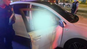 Pedro César Vergara García fue asesinado la noche del miércoles. Conducía un vehículo blanco.