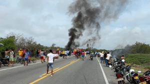 Incendio colombia