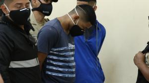 Los sospechoso fueron llevados  a la Unidad de Flagrancia de la Fiscalía del Guayas.