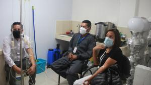 Coronavirus - Hospital - Pacientes - Quito