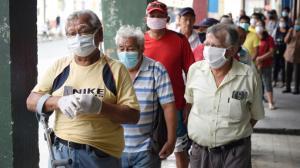 En Ecuador, los casos de coronavirus continúan en aumento.