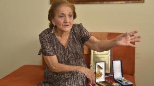 Fresia Saavedra es una leyenda musical ecuatoriana.