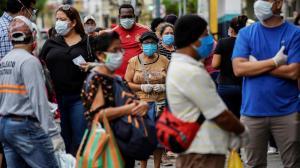 Las muertes y contagios por coronavirus en Ecuador siguen en aumento.