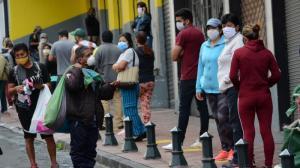 El coronavirus sigue cobrando vidas en Ecuador.