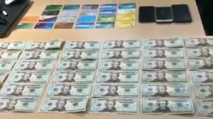 robo de tarjetas bancarias