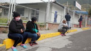 Coronavirus - Hospitales - Saturación - Quito