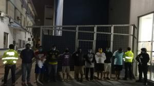 traficantes detenidos