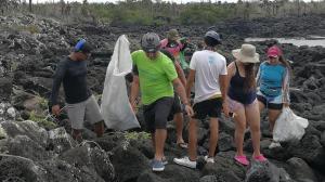 Voluntarios Galápagos