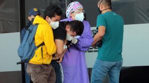 Muertos - Coronavirus - Pandemia - Colapso