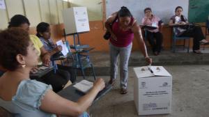 VOTACIÓN O SUFRAGIO ELECTORAL