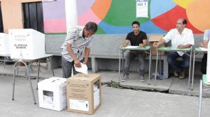 PROCESO ELECTORAL - ELECCIONES SECCIONALES FEBRERO 2014