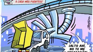 Imagen Imagen PULPERO VOLQUETAS DAÑA PUENTE (28537387)
