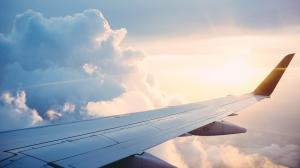Imagen avion vuelos largos