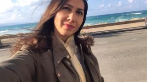 Marcela Maquilón, Líbano