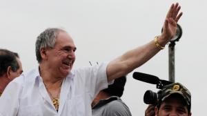 Abdalá Bucaram fue detenido hoy, 12 de agosto de 2020.