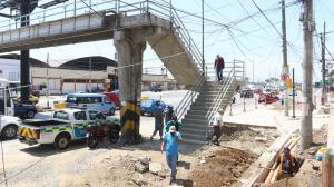 Puente peatón