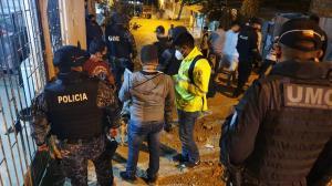 Los allanamientos se realizaron en Guayaquil y Quevedo. Participaron policias del GIR, UMO y DGI.