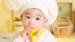 bebé chef