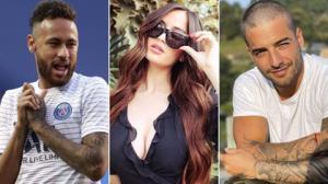 Wanda Nara compartió una foto que confirmaría el noviazgo de Neymar y Natalia.
