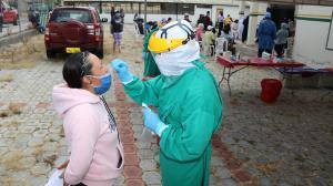 Coronavirus - Hospitales - Saturación - Quito - PruebasPCR