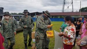 Donación - Ejército - Amazonía