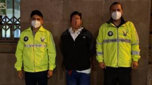Detenido - Asesinato - Quito