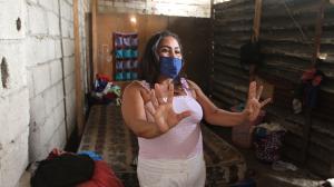 Jenny Proaño pidió que se capture al verdadero culpable de la muerte de su cuñada.
