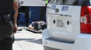 Christian David Regalado Rojas, se bajaba de una camioneta cuando fue baleado.