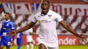 Ecuador's Liga de Quit(32530409)